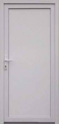 Emese masívne plastvé vchodové dvere